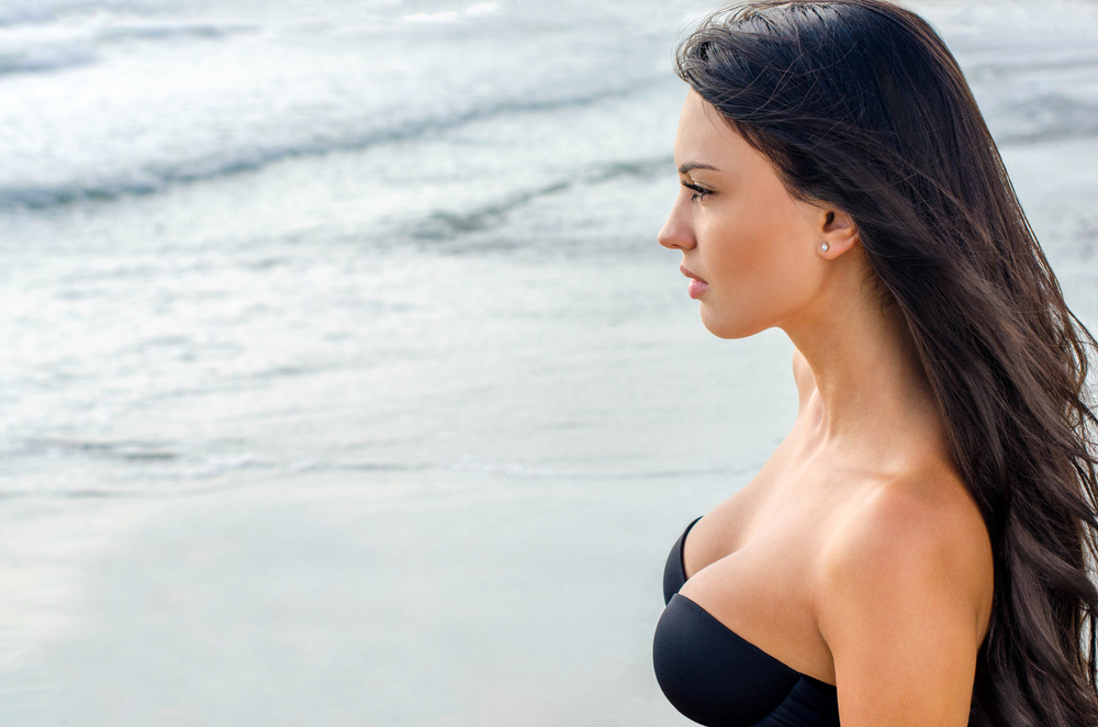Combining Breast Implants with a Lift